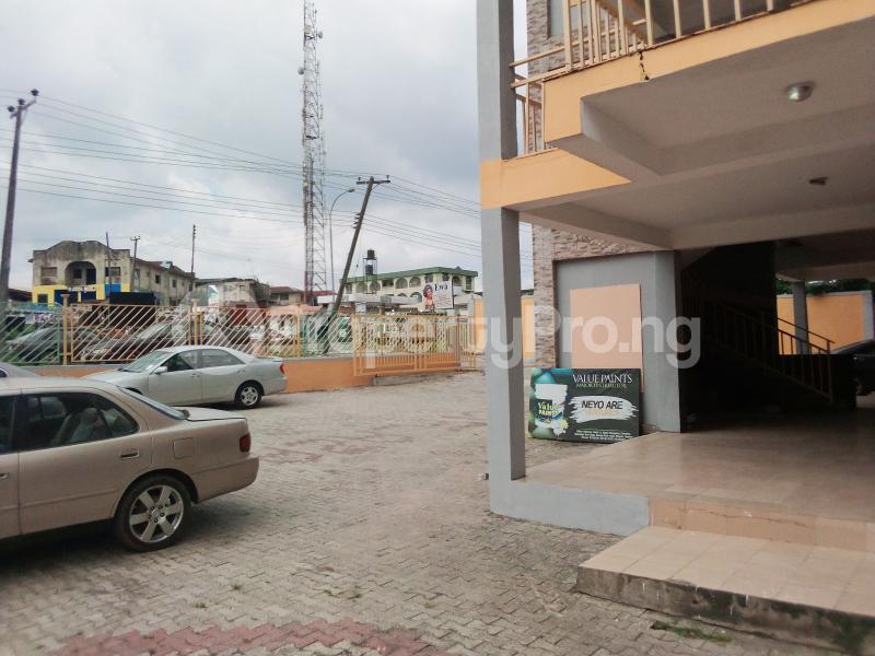 Office Space Commercial Property for rent Eleyele sango Road Eleyele Ibadan Oyo - 2