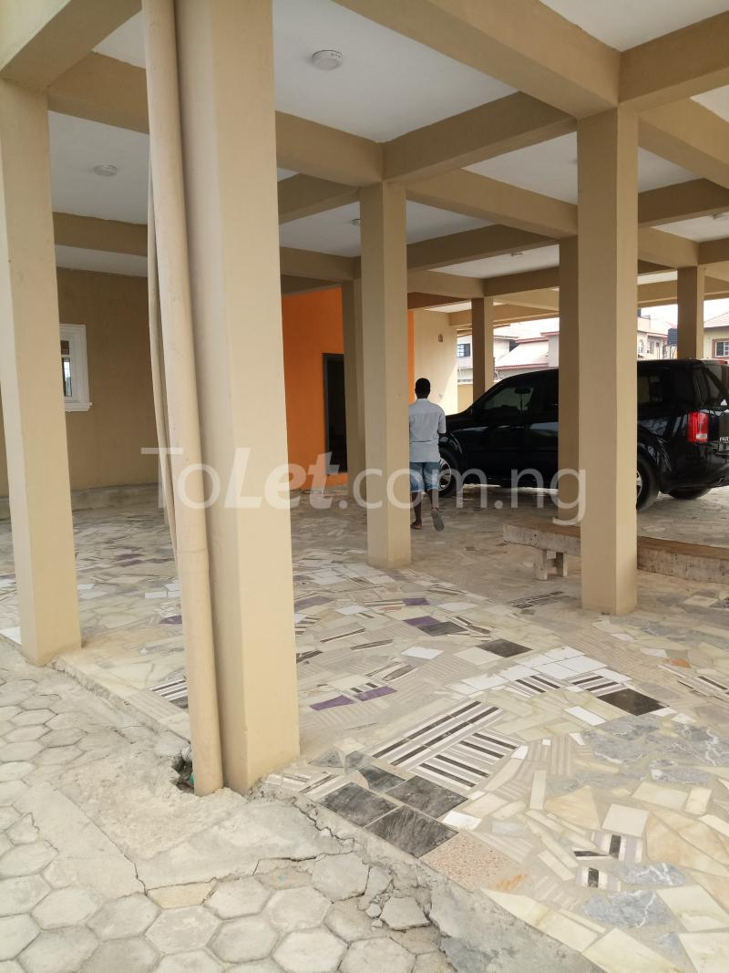 3 bedroom Flat / Apartment for rent Soji Olagunju Street Igbo-efon Lekki Lagos - 12