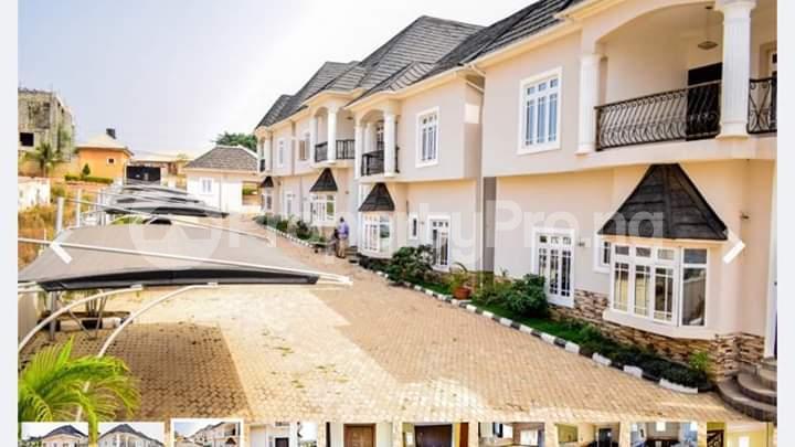 4 bedroom Terraced Duplex House for sale Asokoro,Abuja Asokoro Abuja - 4