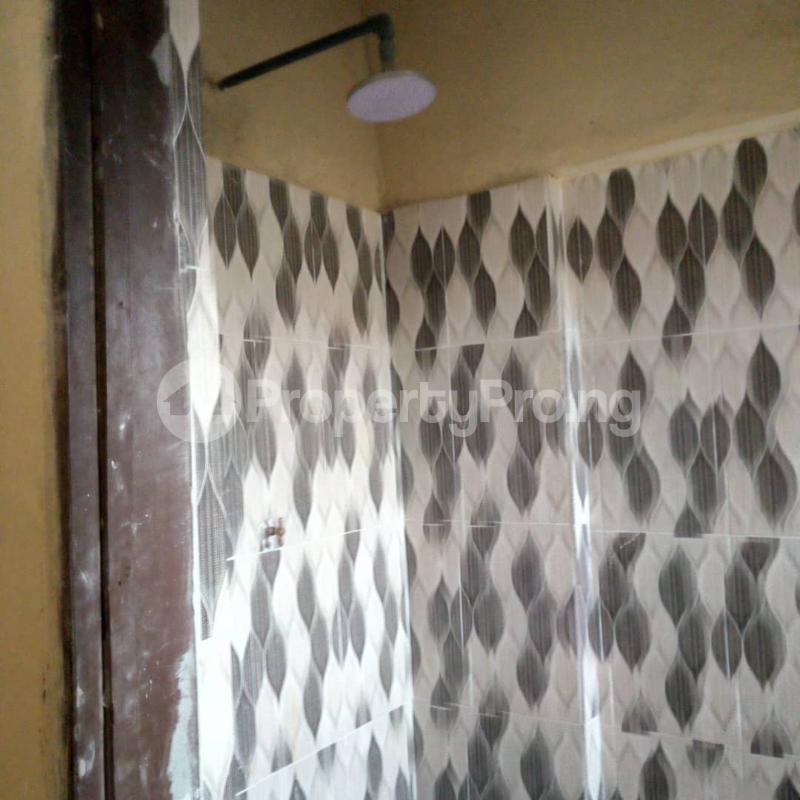 Mini flat Flat / Apartment for rent ORI-ADE BLOCK, ENROUTE TO WADOYE AVENUE, PIPELINE ROAD, AJUWON. Yakoyo/Alagbole Ojodu Lagos - 7