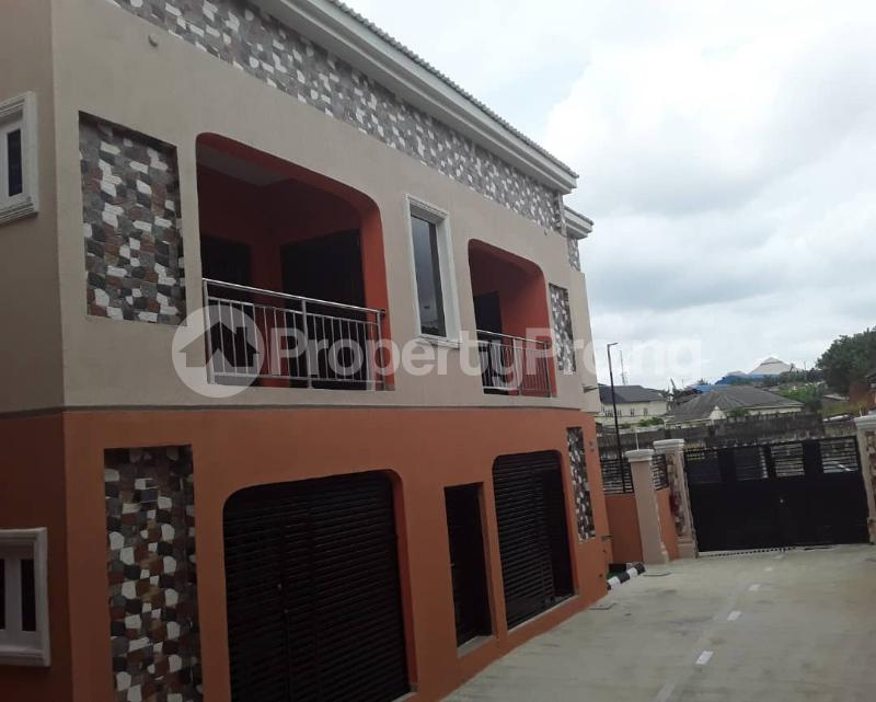 Blocks of Flats House for rent isheri olofin axis Isheri Egbe/Idimu Lagos - 0