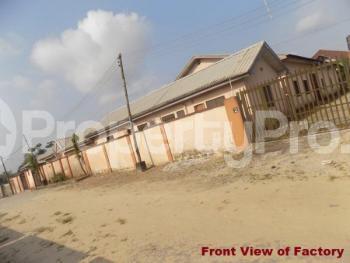 Factory Commercial Property for sale Kajola Sangotedo Ajah Lagos - 0