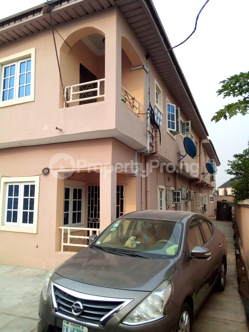 2 bedroom Flat / Apartment for rent Millennium Estate Millenuim/UPS Gbagada Lagos - 2