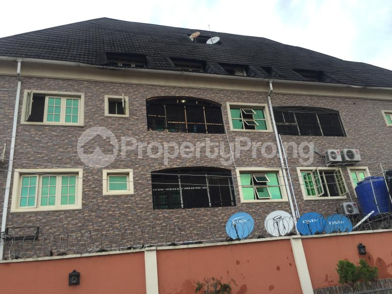 2 bedroom Flat / Apartment for rent Oluwadare  Fola Agoro Yaba Lagos - 0
