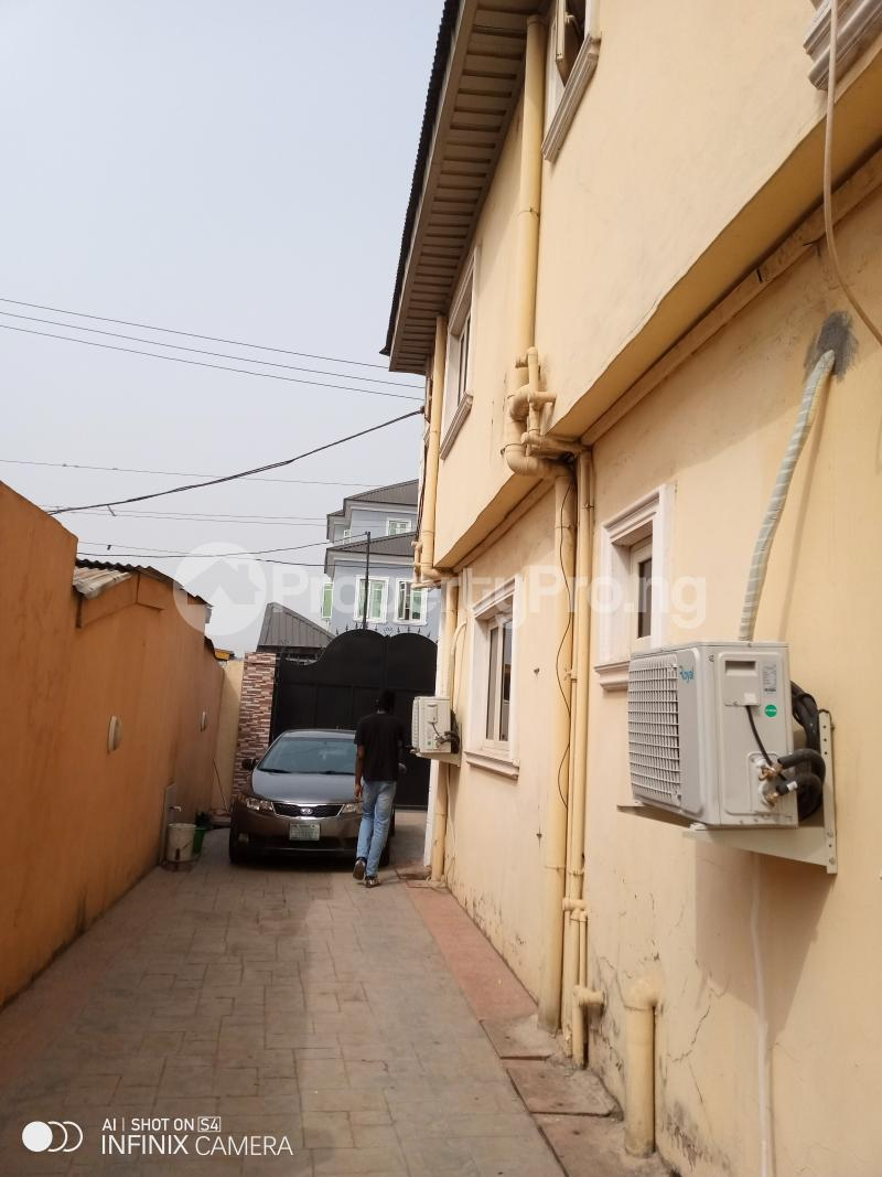 3 bedroom Blocks of Flats House for rent Ogba off Ajayi road Ali street. Ajayi road Ogba Lagos - 2