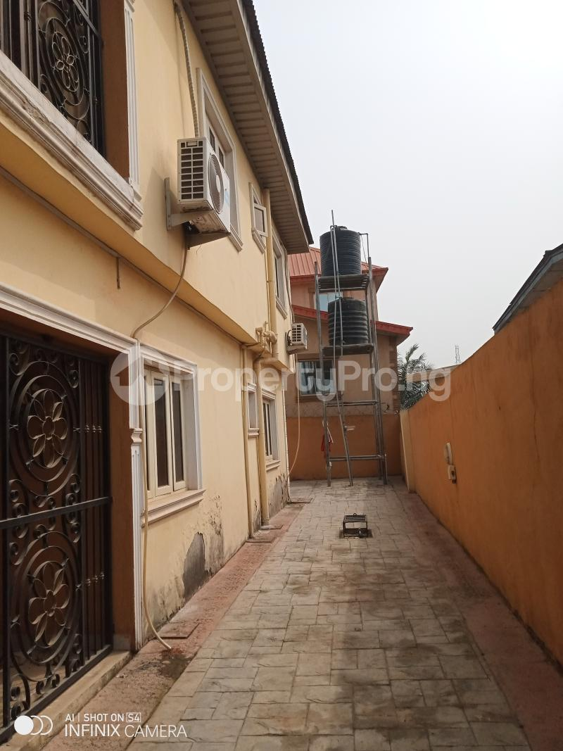 3 bedroom Blocks of Flats House for rent Ogba off Ajayi road Ali street. Ajayi road Ogba Lagos - 8