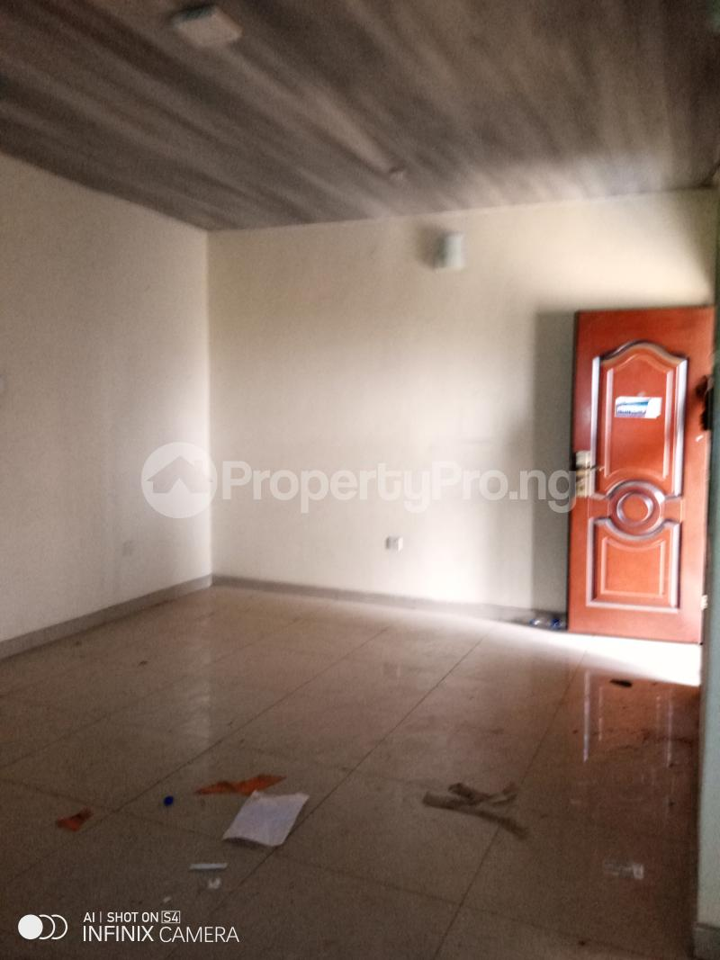 3 bedroom Blocks of Flats House for rent Ogba off Ajayi road Ali street. Ajayi road Ogba Lagos - 1