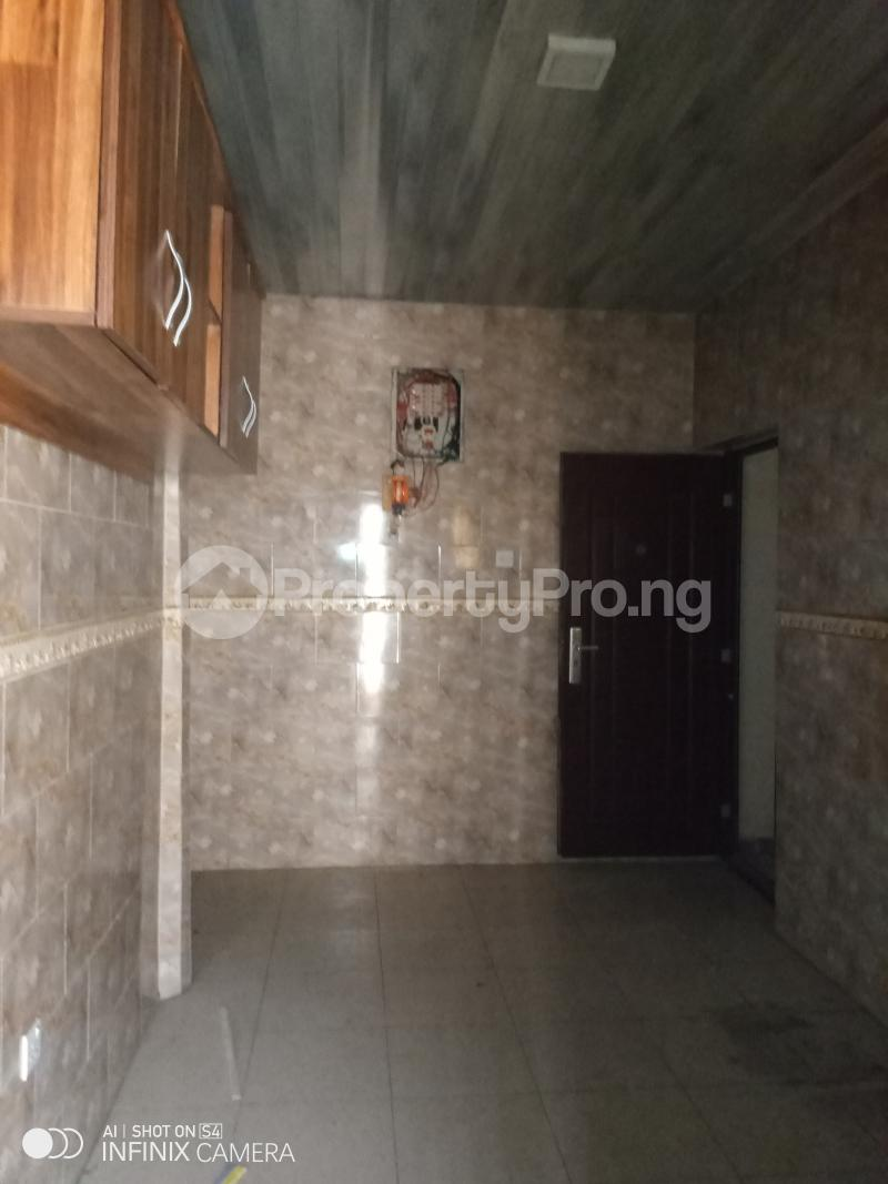 3 bedroom Blocks of Flats House for rent Ogba off Ajayi road Ali street. Ajayi road Ogba Lagos - 3