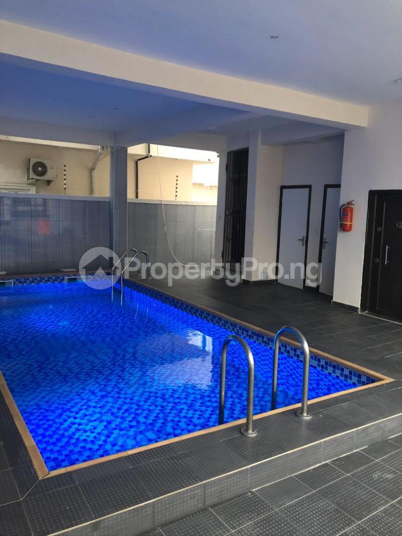 3 bedroom Terraced Duplex House for shortlet Conservation Road  chevron Lekki Lagos - 12