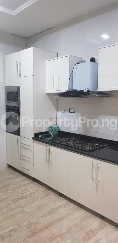 3 bedroom Terraced Duplex House for shortlet Conservation Road  chevron Lekki Lagos - 3