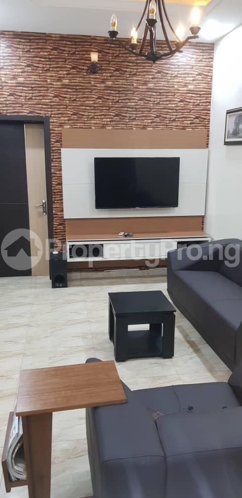 3 bedroom Terraced Duplex House for shortlet Conservation Road  chevron Lekki Lagos - 10