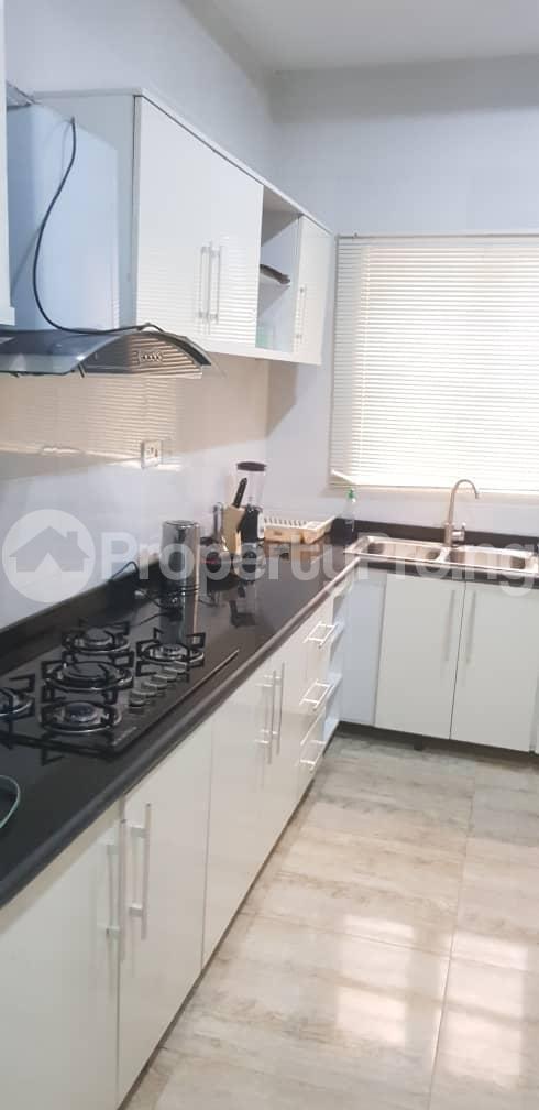 3 bedroom Terraced Duplex House for shortlet Conservation Road  chevron Lekki Lagos - 2