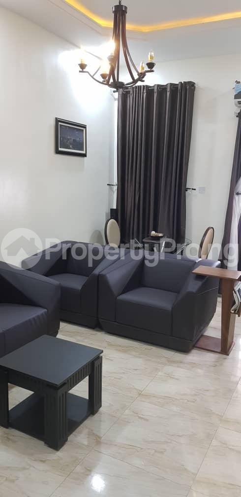 3 bedroom Terraced Duplex House for shortlet Conservation Road  chevron Lekki Lagos - 9