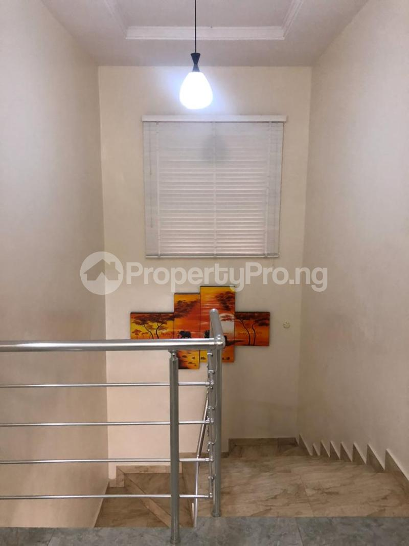 3 bedroom Terraced Duplex House for shortlet Conservation Road  chevron Lekki Lagos - 0