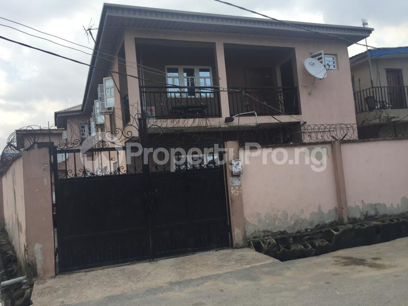 3 bedroom Flat / Apartment for rent Abiodun  Fola Agoro Yaba Lagos - 1