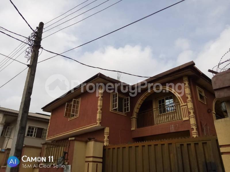 3 bedroom Blocks of Flats House for rent Magodo pH1 estate isheri off berger. Magodo Kosofe/Ikosi Lagos - 1