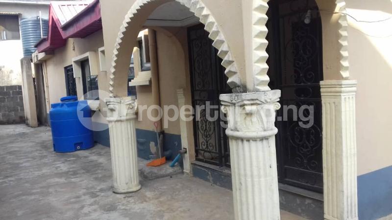 4 bedroom Detached Bungalow House for sale Victory Estate Ayobo Ipaja Lagos - 1