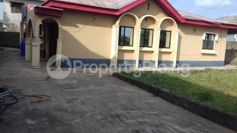 4 bedroom Detached Bungalow House for sale Victory Estate Ayobo Ipaja Lagos - 0