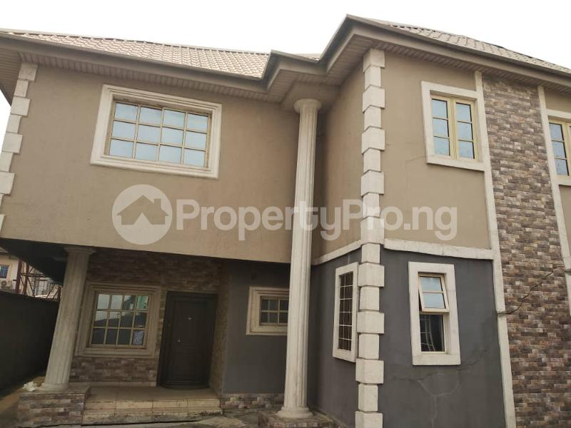 4 bedroom Detached Duplex House for rent Millennium Estate Millenuim/UPS Gbagada Lagos - 1