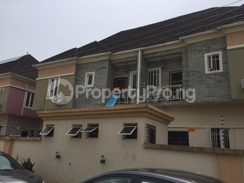 4 bedroom Semi Detached Duplex House for sale Ikota Lekki Lagos - 0