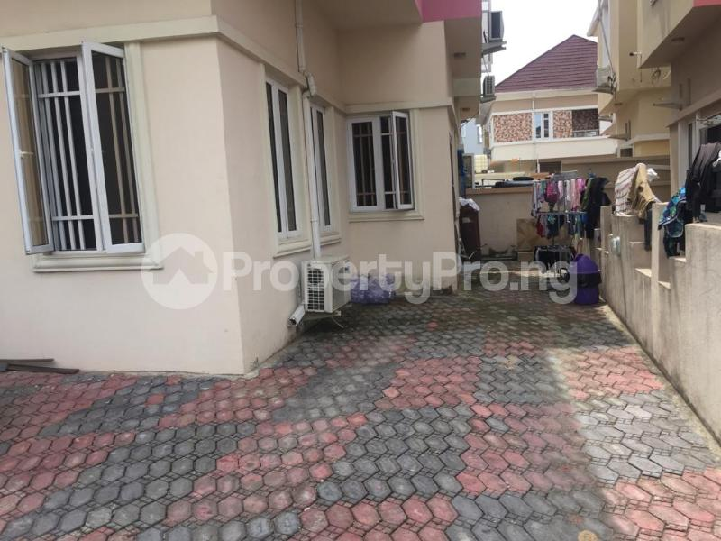4 bedroom Semi Detached Duplex House for sale Ikota Lekki Lagos - 4