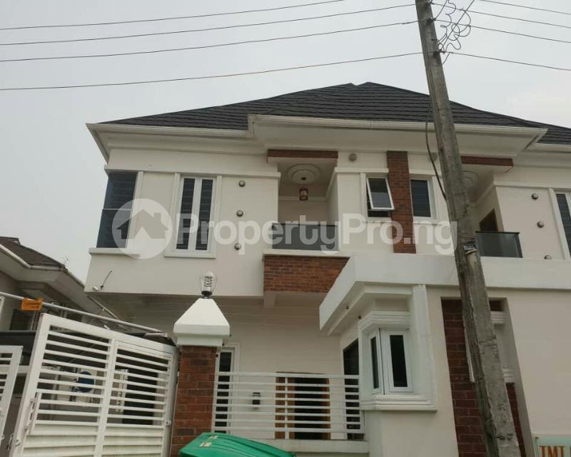 4 bedroom Semi Detached Duplex House for rent Agungi  Agungi Lekki Lagos - 0