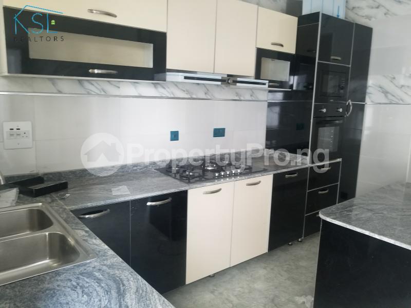 4 bedroom Semi Detached Duplex House for rent By Lekki conservation Road, second toll gate  Lekki Lagos - 5