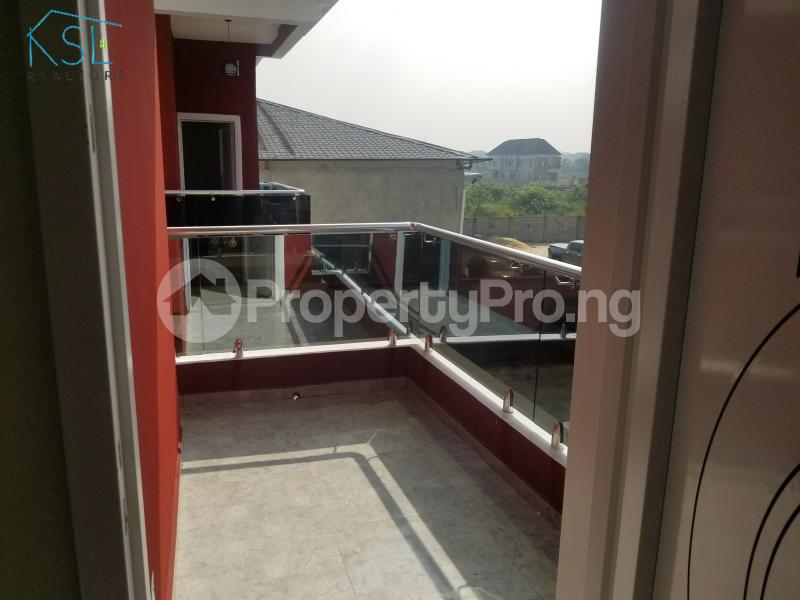 4 bedroom Semi Detached Duplex House for rent By Lekki conservation Road, second toll gate  Lekki Lagos - 10