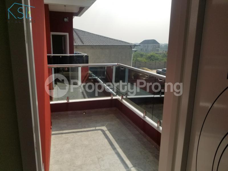 4 bedroom Semi Detached Duplex House for rent By Lekki conservation Road, second toll gate  Lekki Lagos - 10