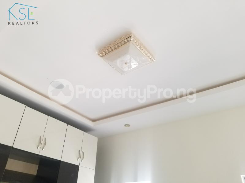 4 bedroom Semi Detached Duplex House for rent By Lekki conservation Road, second toll gate  Lekki Lagos - 2