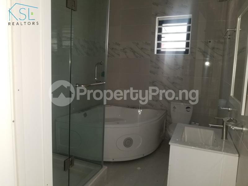 4 bedroom Semi Detached Duplex House for rent By Lekki conservation Road, second toll gate  Lekki Lagos - 6