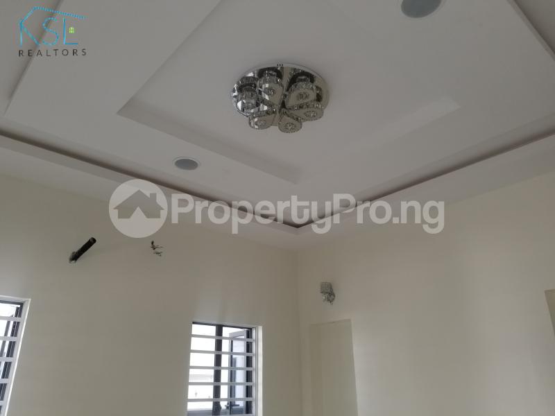 4 bedroom Semi Detached Duplex House for rent By Lekki conservation Road, second toll gate  Lekki Lagos - 1