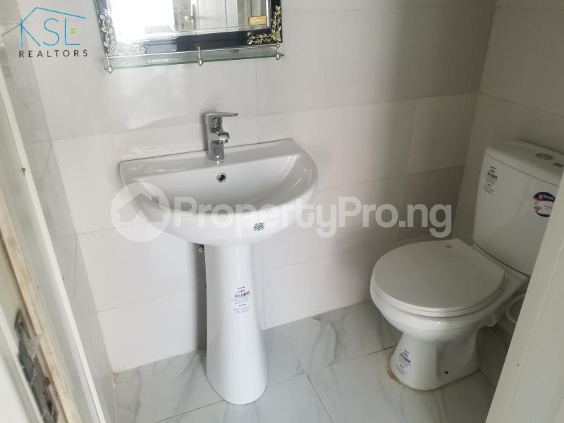 4 bedroom Semi Detached Duplex House for rent By Lekki conservation Road, second toll gate  Lekki Lagos - 8