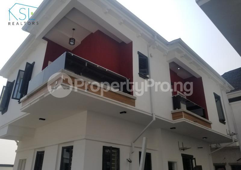 4 bedroom Semi Detached Duplex House for rent By Lekki conservation Road, second toll gate  Lekki Lagos - 0