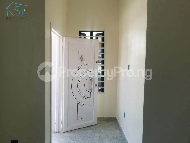 4 bedroom Semi Detached Duplex House for rent By Lekki conservation Road, second toll gate  Lekki Lagos - 4