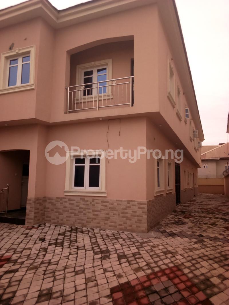 4 bedroom Semi Detached Duplex House for rent Apple estate Amuwo Odofin Amuwo Odofin Lagos - 0