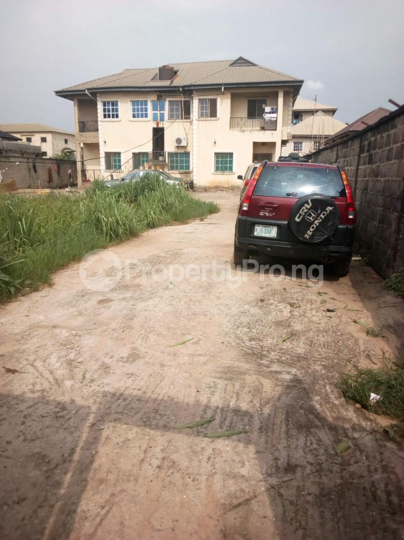 2 bedroom Studio Apartment Flat / Apartment for sale ago Ago palace Okota Lagos - 0