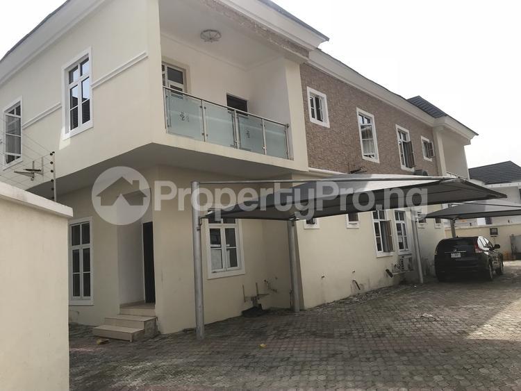 4 bedroom Detached Duplex House for rent bera estate chevron Lekki Lagos - 0