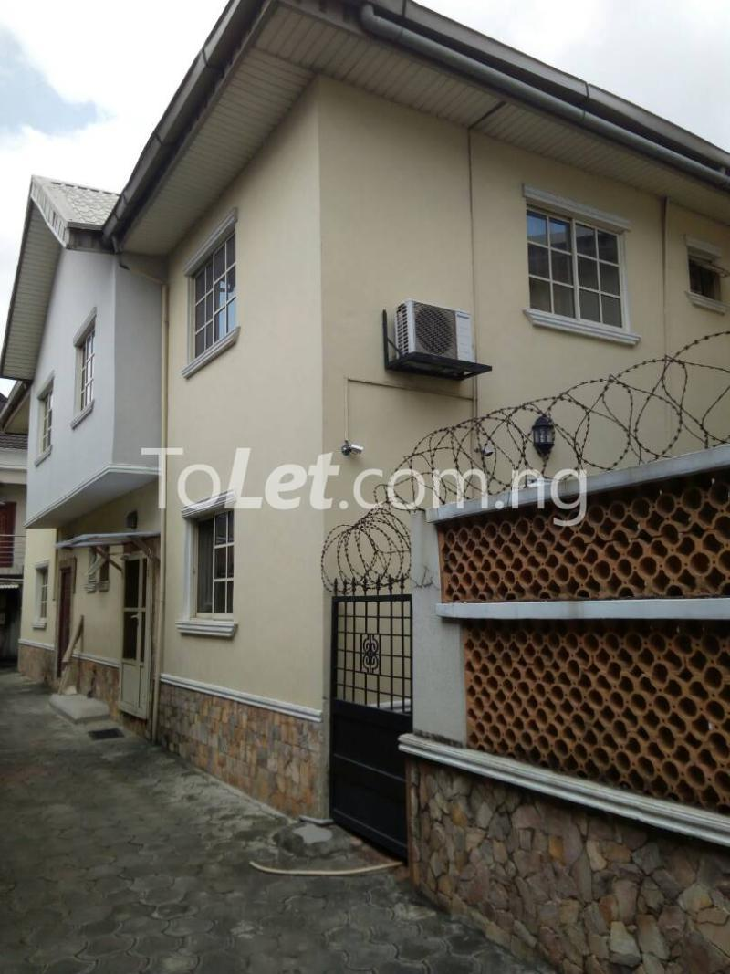 4 bedroom House for rent Off Adelabu Adelabu Surulere Lagos - 10