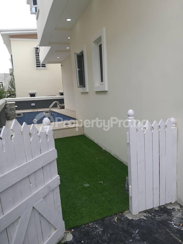 5 bedroom Detached Duplex House for sale Lekki county home Ikota Lekki Lagos - 13