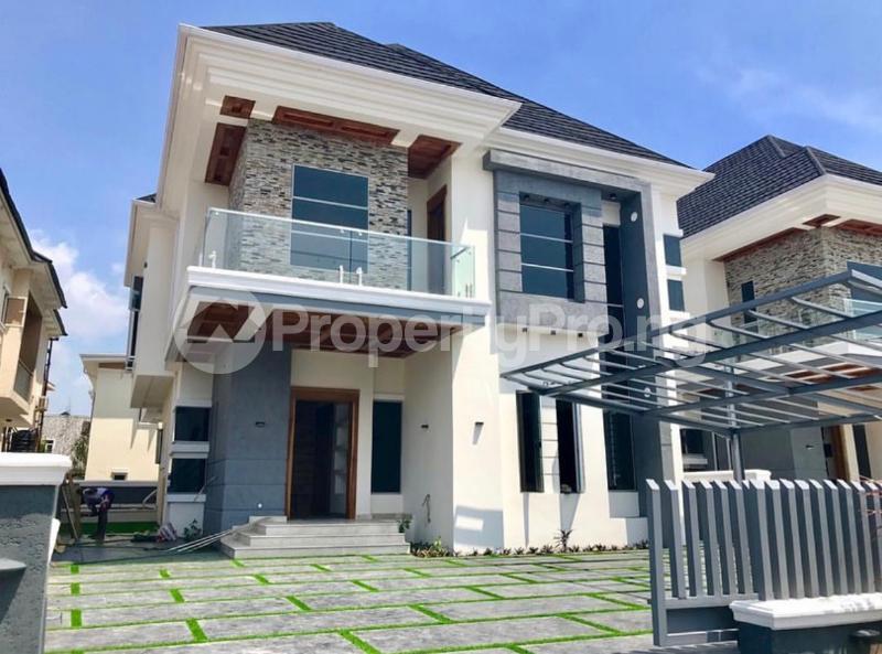 5 bedroom Detached Duplex House for sale Lekki county home Ikota Lekki Lagos - 17