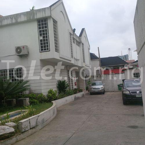 5 bedroom House for rent Ademola Adetokunbo  Ademola Adetokunbo Victoria Island Lagos - 0