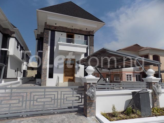 5 bedroom House for sale after chevron roundabout chevron Lekki Lagos - 1
