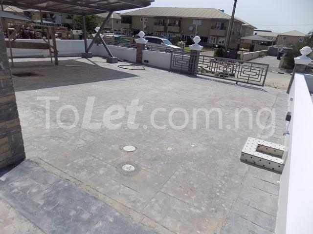 5 bedroom House for sale after chevron roundabout chevron Lekki Lagos - 5