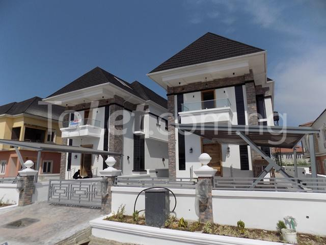 5 bedroom House for sale after chevron roundabout chevron Lekki Lagos - 0