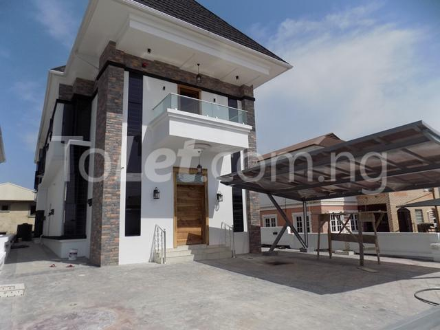 5 bedroom House for sale after chevron roundabout chevron Lekki Lagos - 2