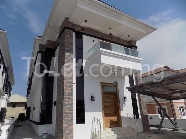 5 bedroom House for sale after chevron roundabout chevron Lekki Lagos - 6