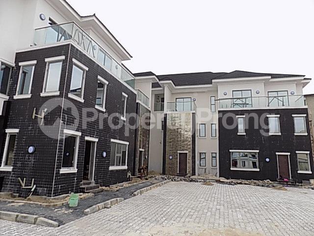 5 bedroom Terraced Duplex House for sale lekki right hand side Lekki Phase 1 Lekki Lagos - 0