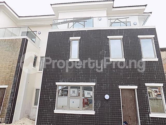 5 bedroom Terraced Duplex House for sale lekki right hand side Lekki Phase 1 Lekki Lagos - 2