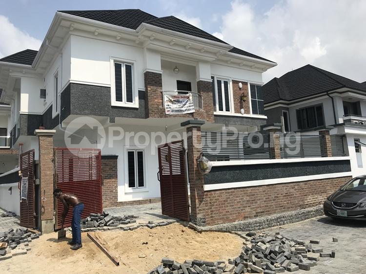 5 bedroom Detached Duplex House for sale chevy view estate, chevron Lekki Lagos - 0